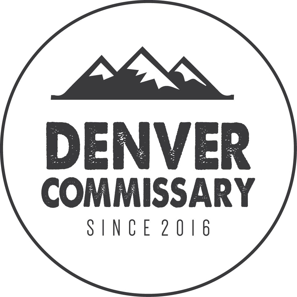 denver commisary logo