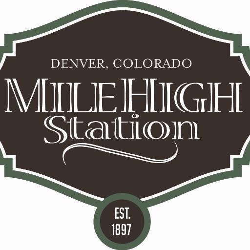mille high station logo