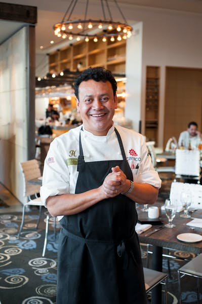 Hugo Ortega on Austin's Food & Wine Festival