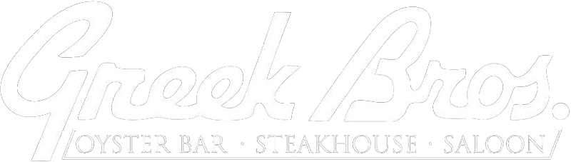 Greek Bros. Oyster Bar, Steakhouse, Saloon