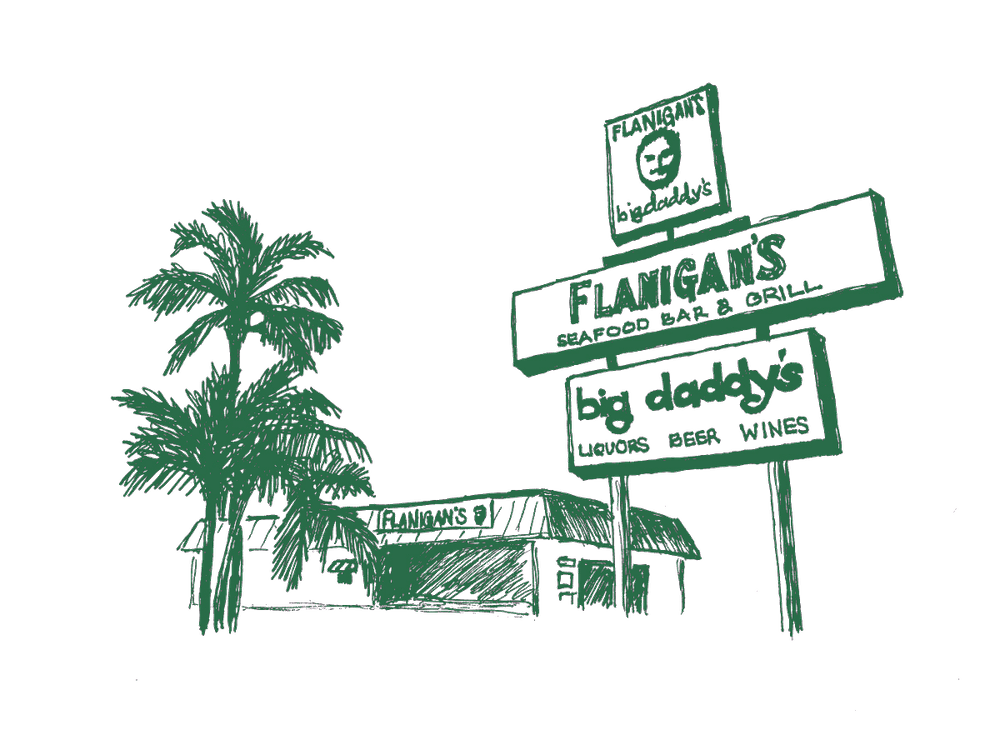 flanigan's north lauderdale