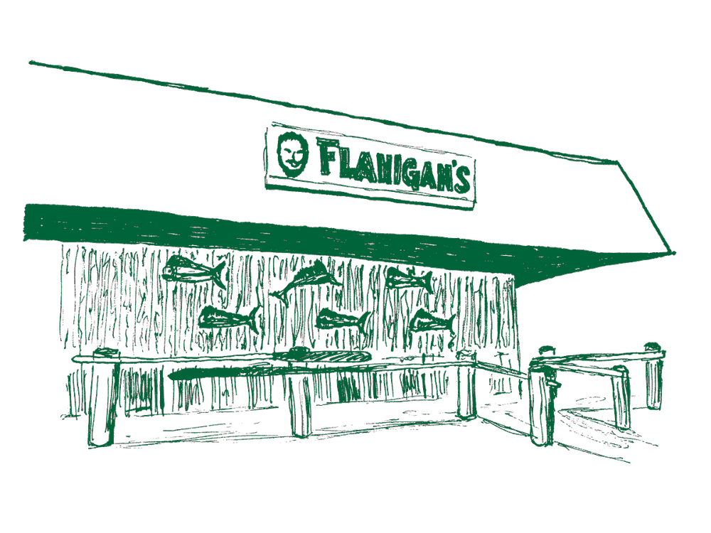 flanigan's hollywood