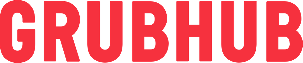Image result for Grubhub logo