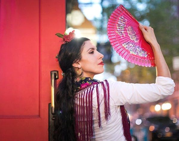 Flamenco at Socarrat Nolita