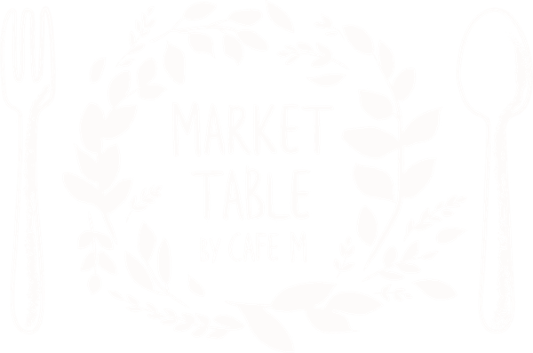 Market Table by Cafe M