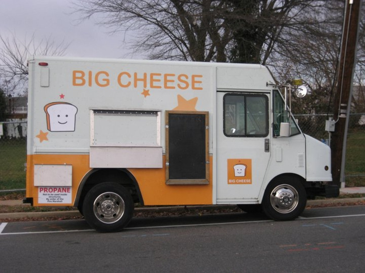 About Big Cheese Truck