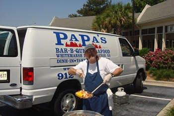 Papa's Bar-b-que & Seafood Catering | Savannah, GA
