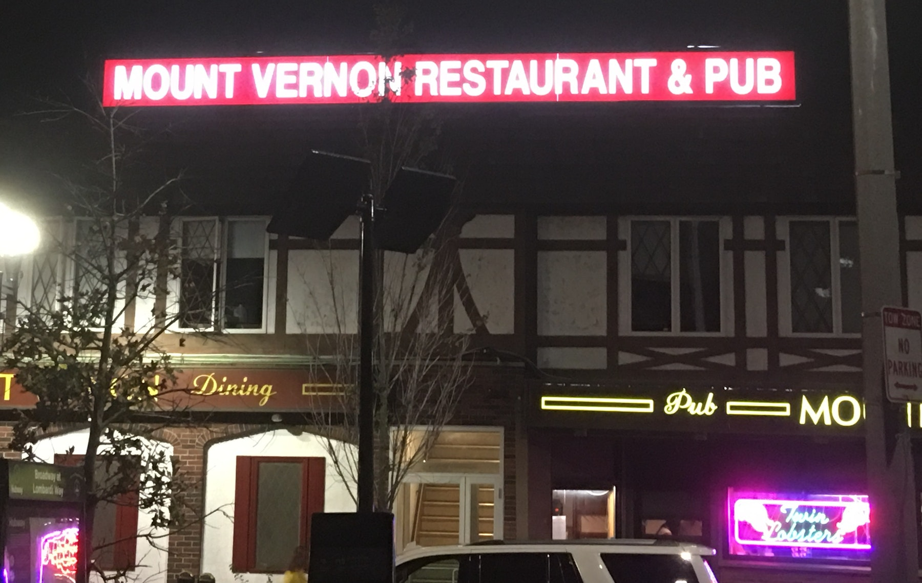 Mount Vernon Restaurant Pub