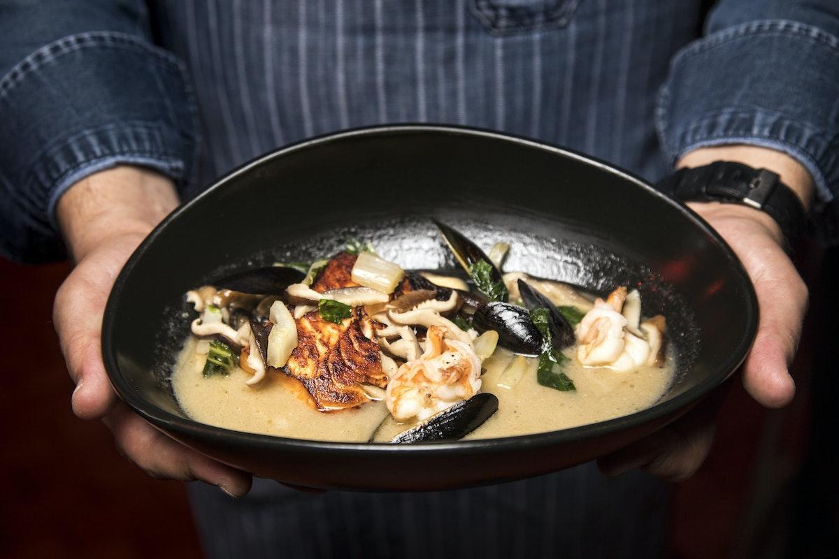 Menus | The Cook The Cork