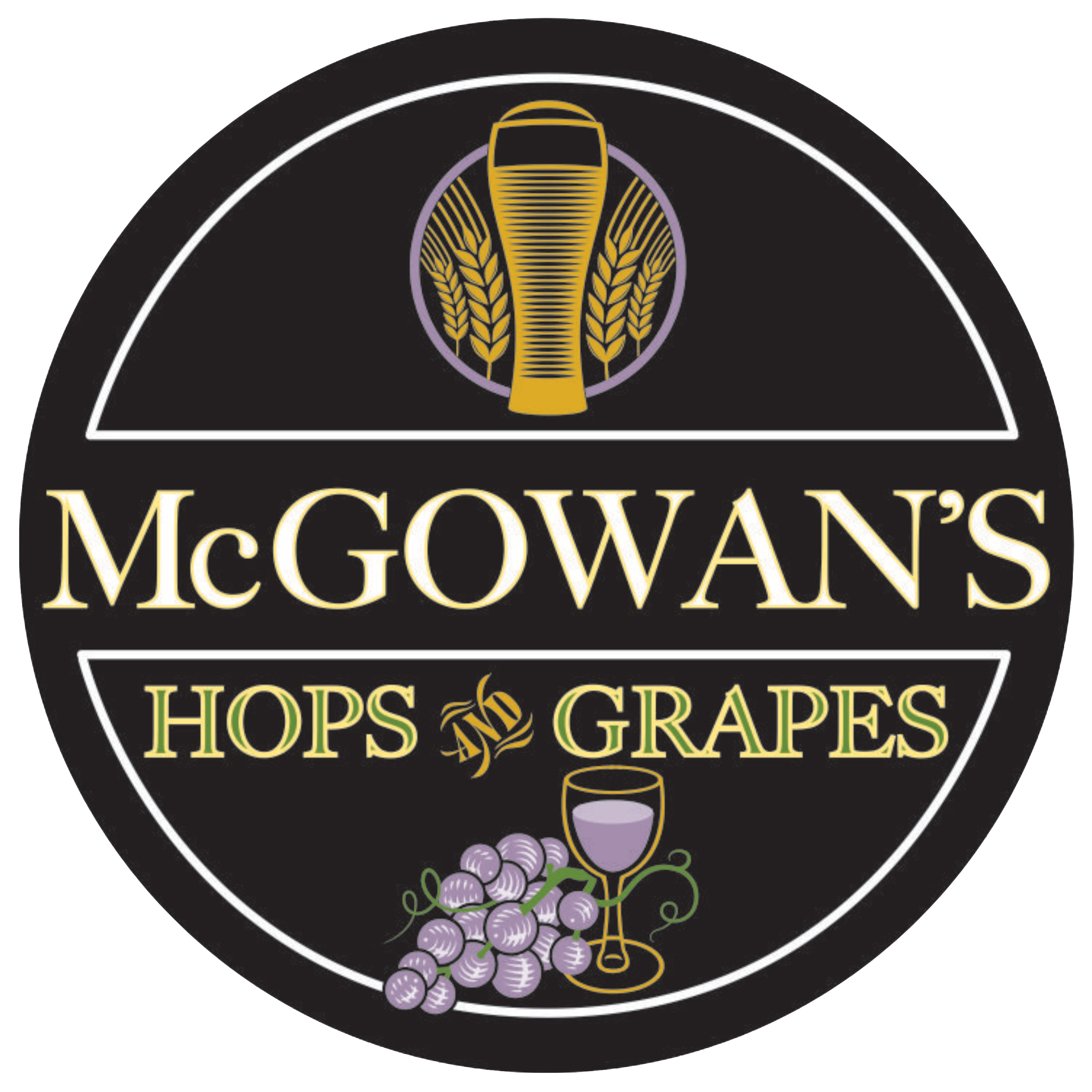 McGowan's Hops & Grapes