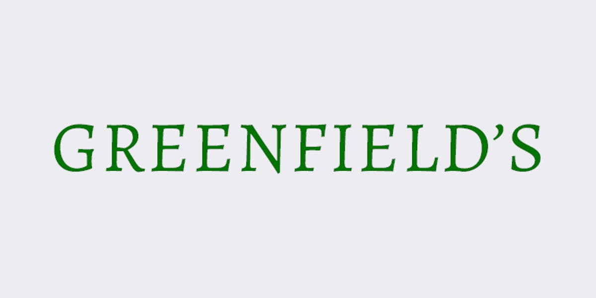 Greenfield\'s Cafe