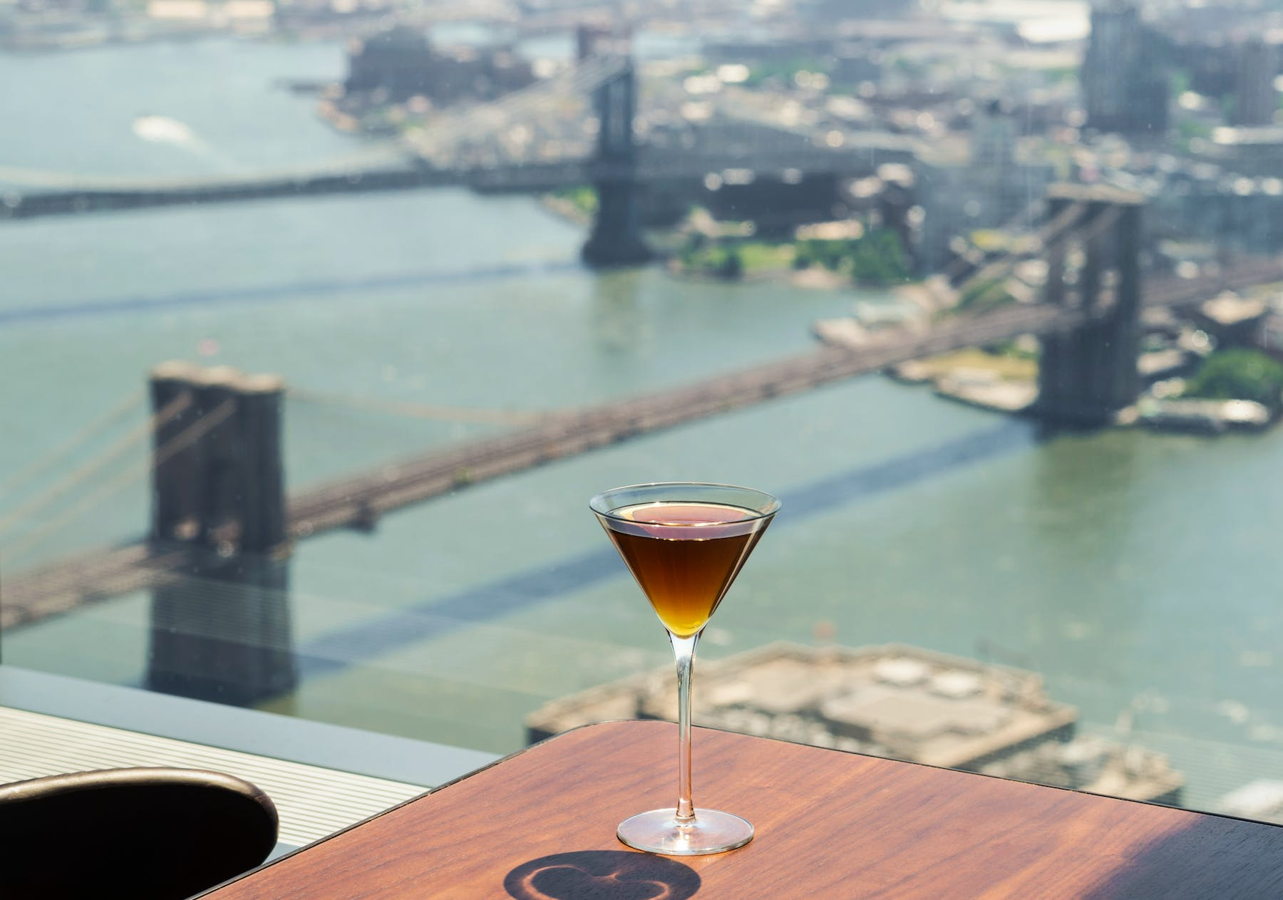 The Manhatta Cocktail at Manhatta