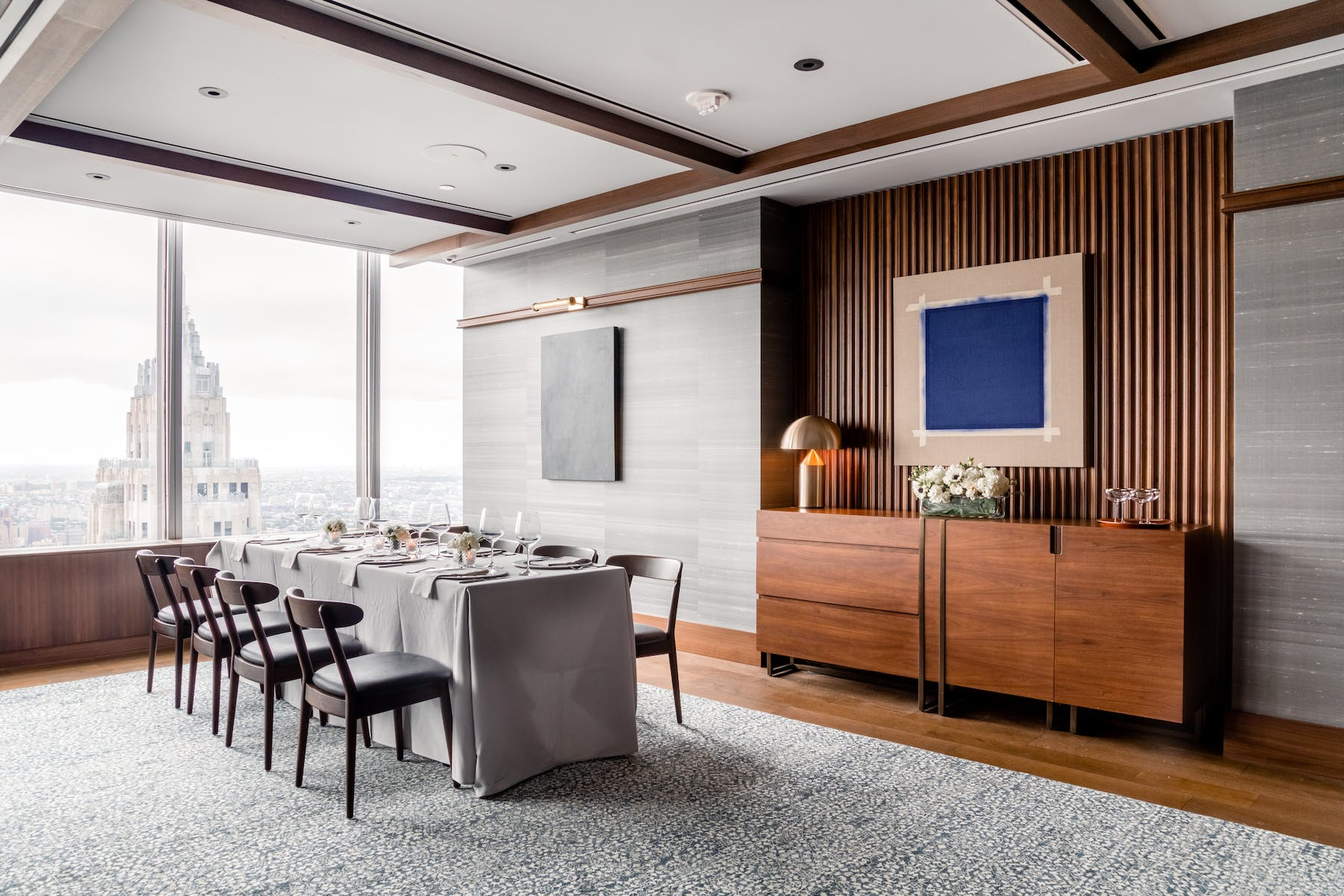 Private Dining Spaces