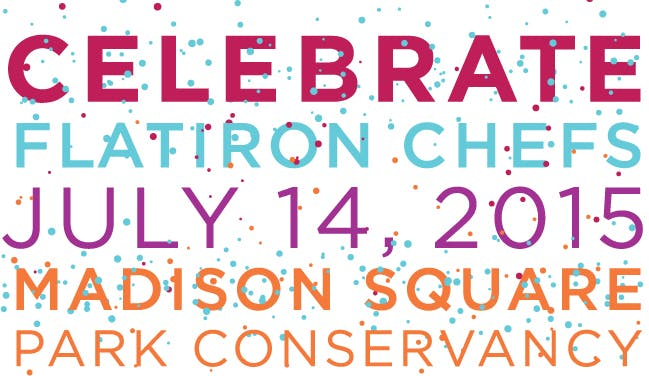 Join Us For #CelebrateFlatironChefs!