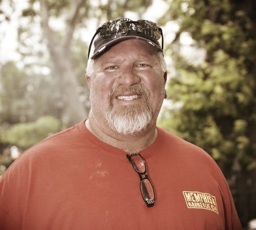 John Wheeler of Memphis Barbecue Co