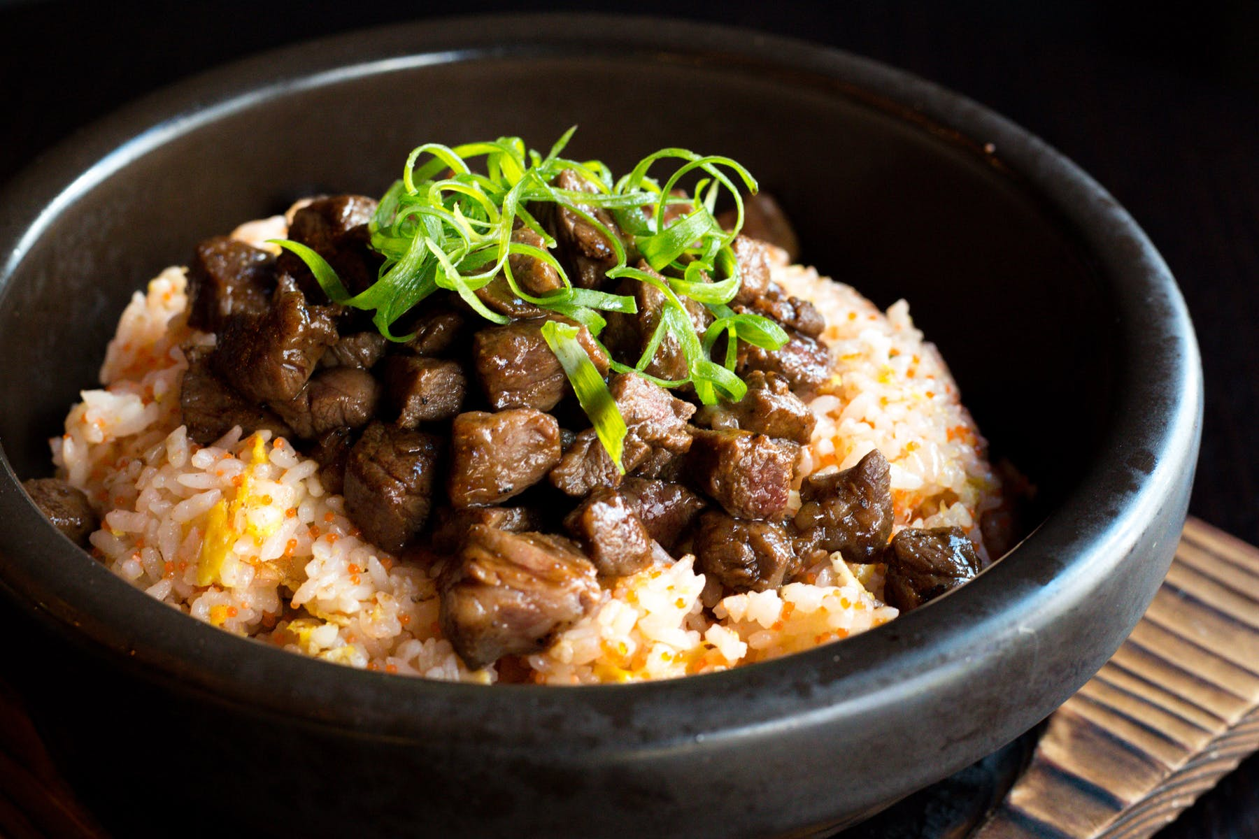 Wagyu Beef Clay Pot Rice