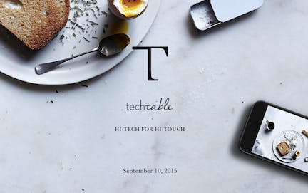 Hospitality, Tech & Investors Come Together at TechTable Summit Image