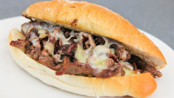 Tuesday Philly Steak w/cheese