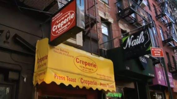 Siafa Lewis' Favorite Crepes