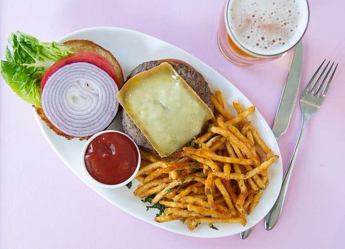 The Upsider – One Of Nyc's 12 Hottest Burgers