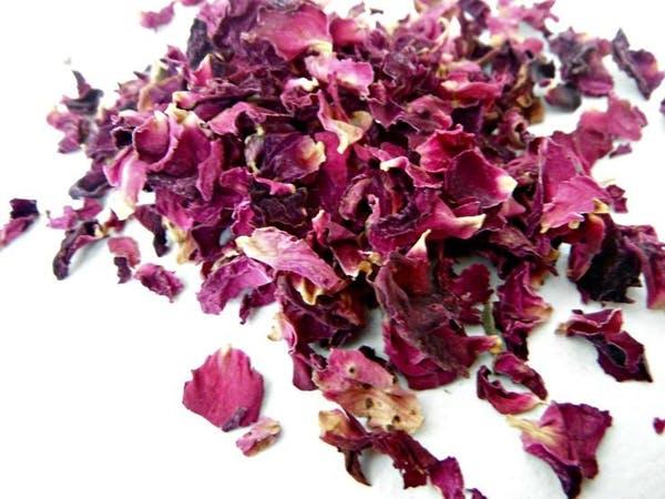 Heavenly Homemade Rose Kombucha