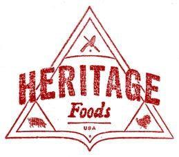 Heritage Foods Logo