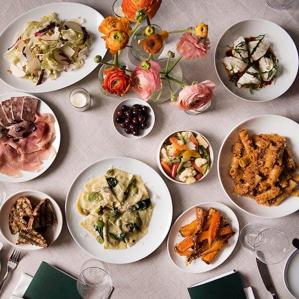 List Of Fancy Restaurant Food