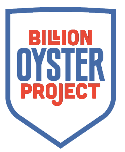 Image result for billion oyster project logo transparent