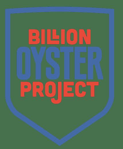Image result for billion oyster project logo transparent