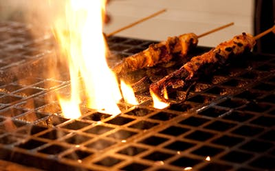you dating a bbq grill