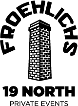 Froehlich's 19 North Private Events Logo