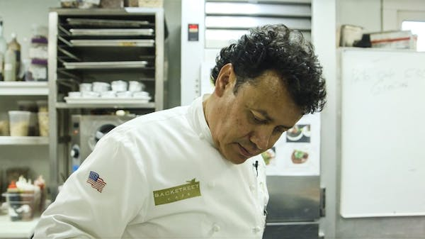 One Man's Journey From Dishwasher to Award-Winning Restaurateur