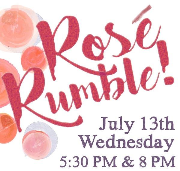 Rosé Rumble 2016