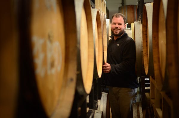 May 3, Wine Dinner with Chad Stock