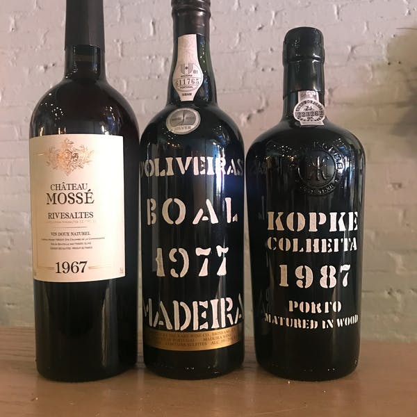 2017 Birthday Wines