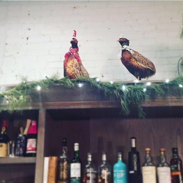 Christmas Eve at Puritan & Company