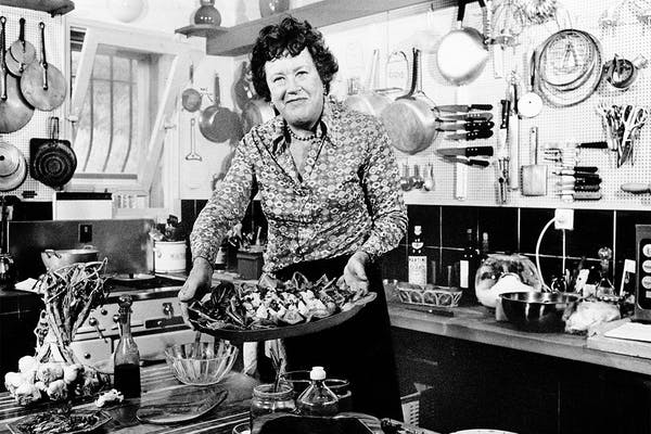 Two Tasty Tributes to Julia Child