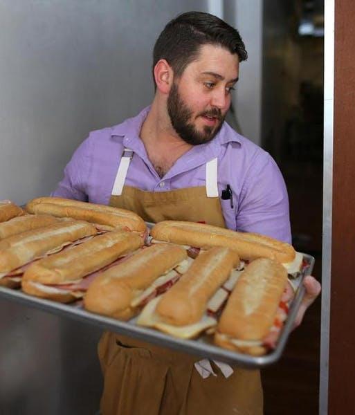 Saturday Meat Market: Will Gilson's sandwiches - The Boston Globe