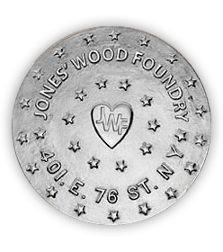 Image result for jones wood foundry logo