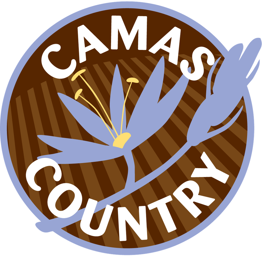 Camas Country logo