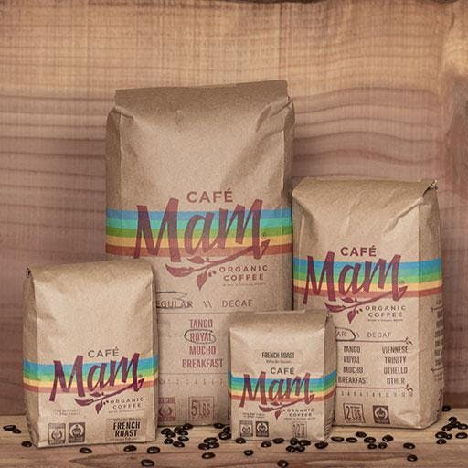 Mam coffee bags