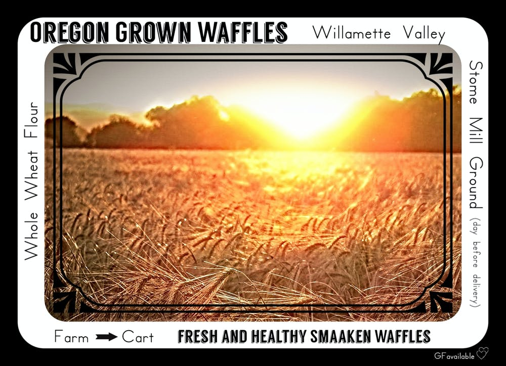 Oregon Grown Waffles logo