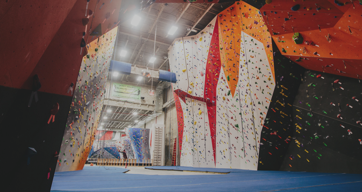 Long Island City Has The Two Best Indoor Rock Climbing Facilities In Nyc