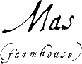 Mas Farmhouse