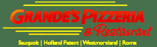 Grandes pizzeria logo