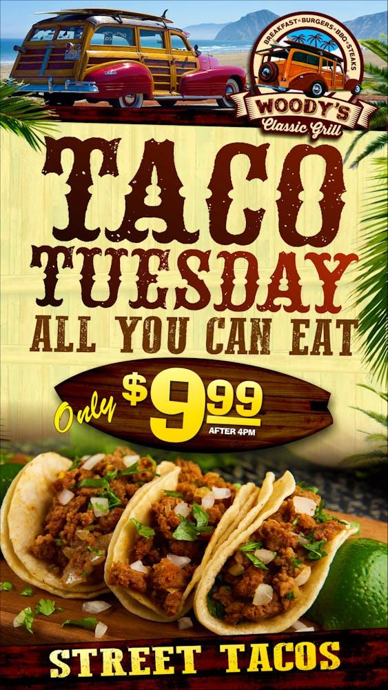 taco Tuesday banner