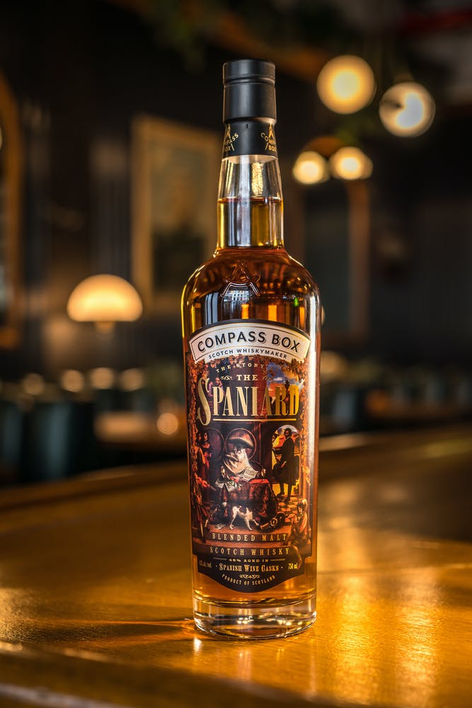 Compass Box The Story of the Spaniard whisky