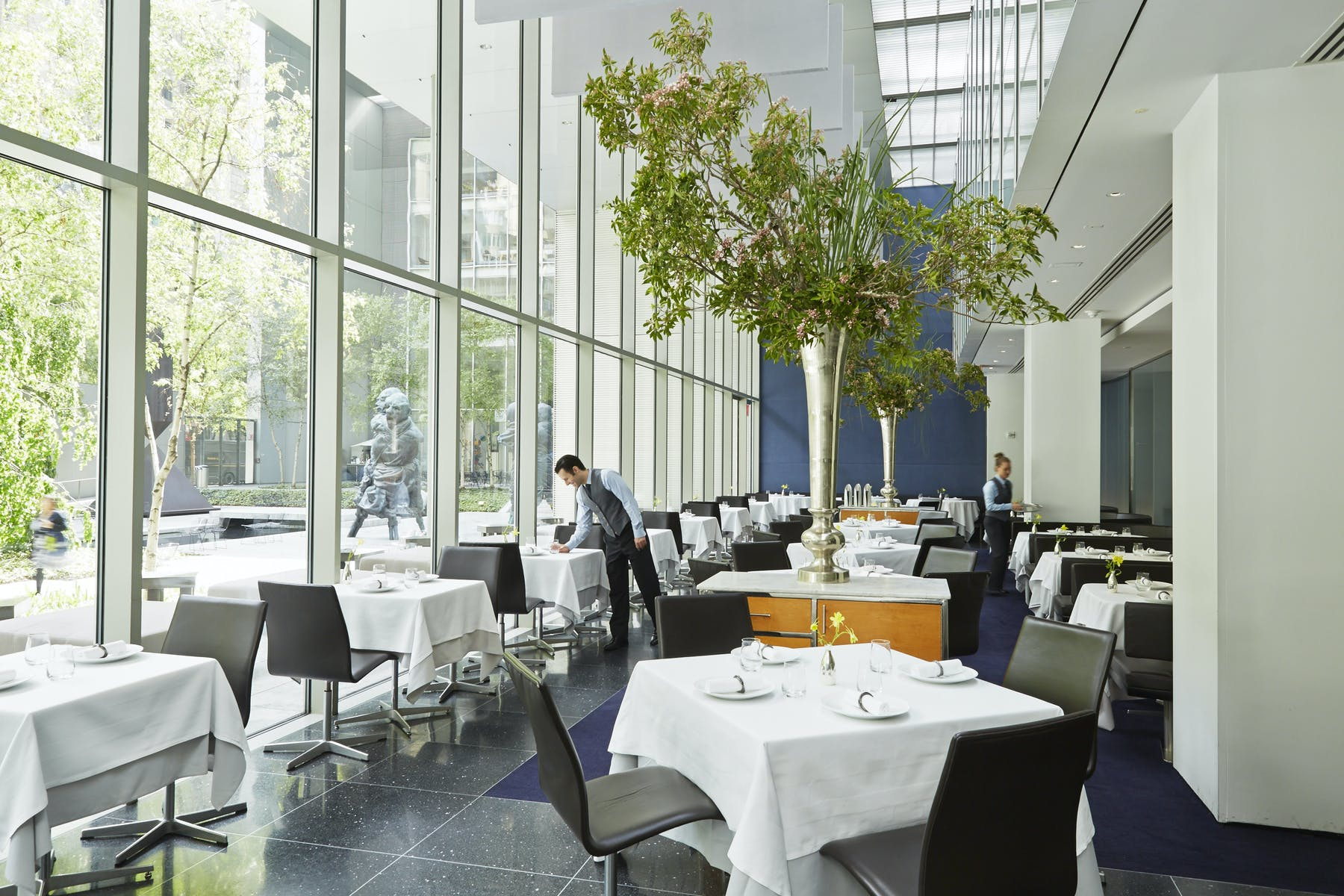 Moma Dining Room Nyc