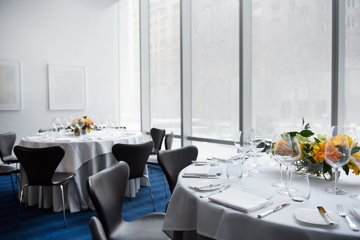 the modern dining room nyc   The Modern - Private Dining