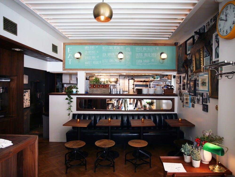 bar Sardine lounge